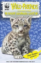 cover - Wild Friends: Snow Leopard Lost