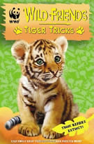 cover - Wild Friends: Tiger Tricks